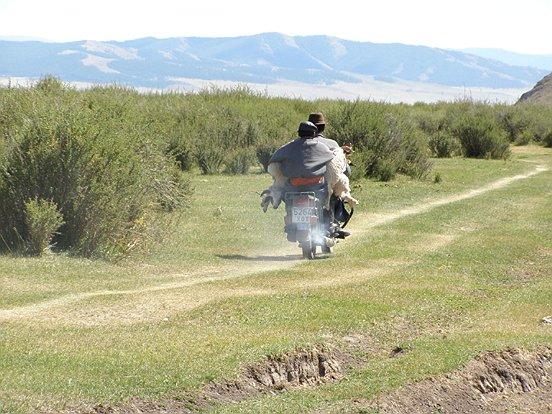 moto mongol