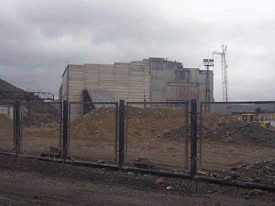 omsukczan kopalnia